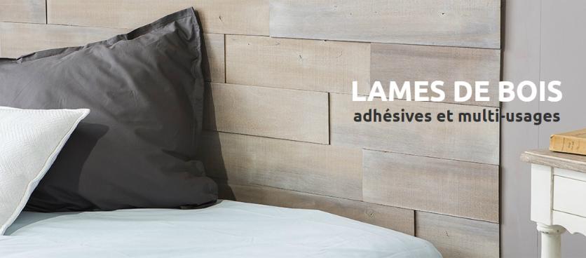 La boutique en ligne de lames adhésives stickwood