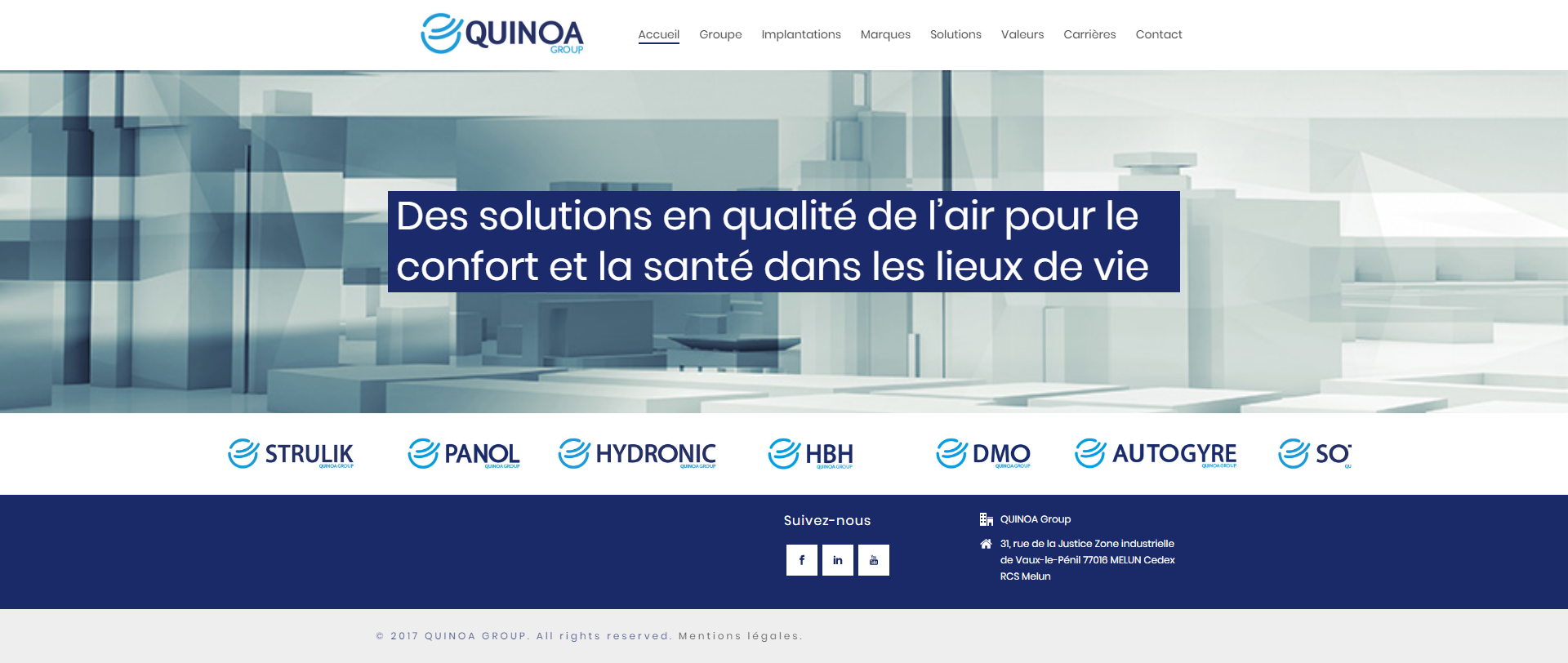 site quinoagroup